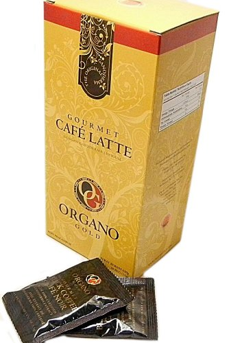 Ganoderma organo coffee