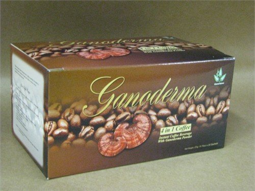 Ganoderma coffee 4 in 1