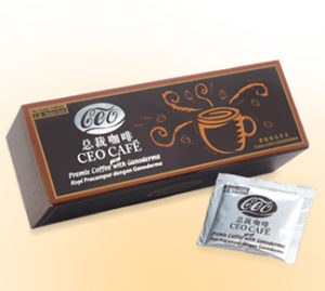 Lingzhi coffee Ganoderma Coffee 3 In 1